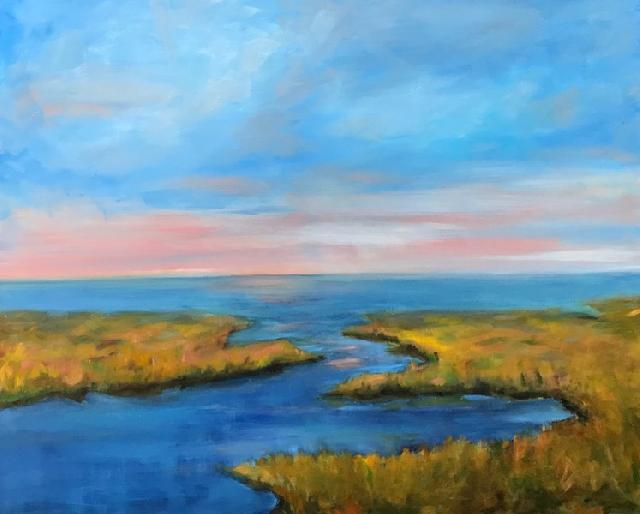 Painting: Low Country