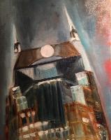 Painting: Nashville Rises