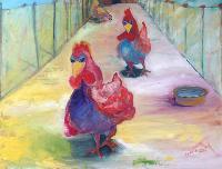 Painting: Runway Season