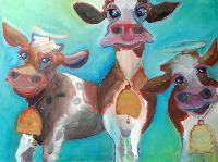 Painting: Three Amigos