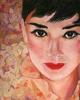 Painting: Audrey