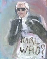 Painting: Karl Who