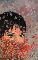 Painting: Liza