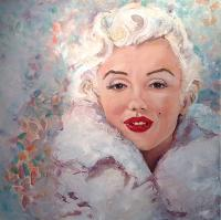 Painting: Marilyn I