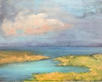 Painting: Marshland