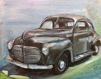 Painting: The Beetle