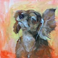 Painting: Ear Buddy