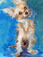Painting: Peanut
